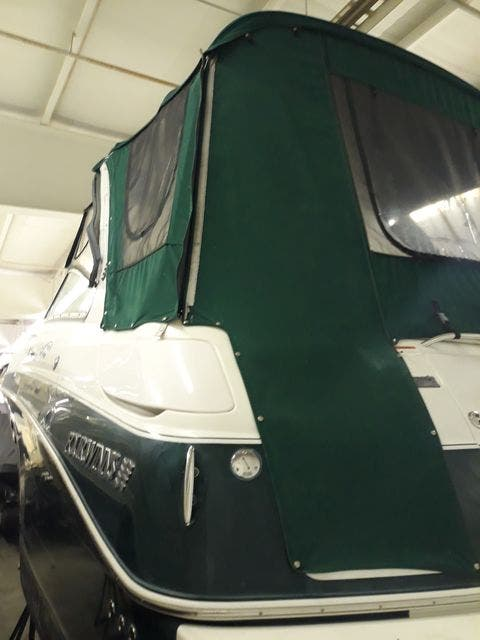 2004 Four Winns boat for sale, model of the boat is 288VISTA & Image # 4 of 27