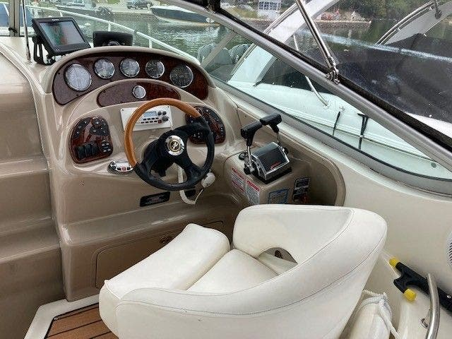 2004 Sea Ray boat for sale, model of the boat is 280 SUNDANCER & Image # 6 of 16
