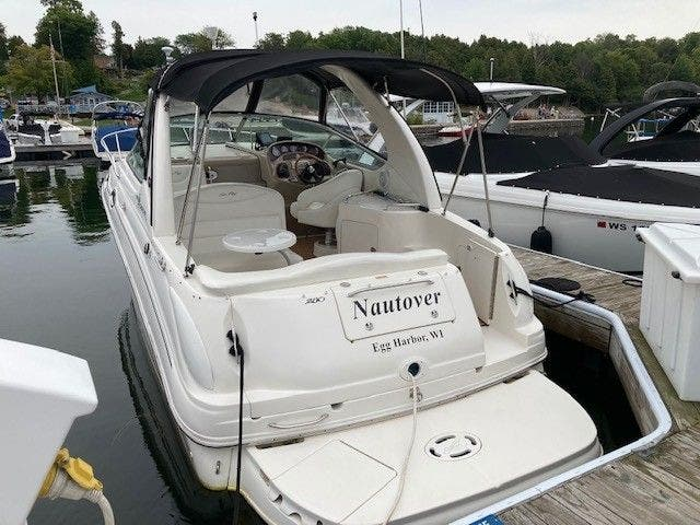 2004 Sea Ray boat for sale, model of the boat is 280 SUNDANCER & Image # 16 of 16