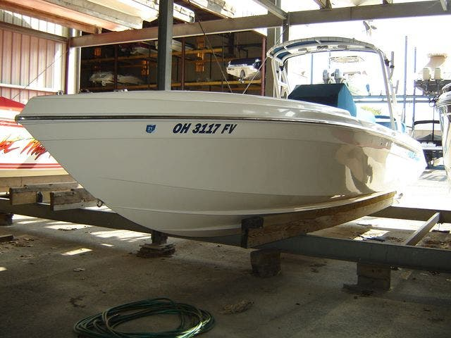 2004 Sonic boat for sale, model of the boat is 31CENTERCONSOLE & Image # 7 of 43