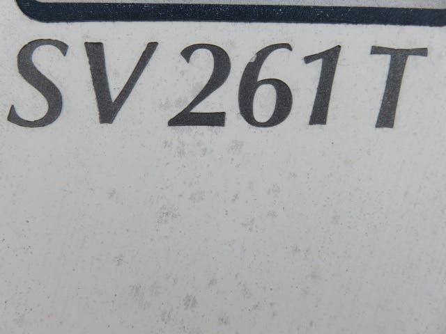 2004 Surveyor 261t Thumbnail