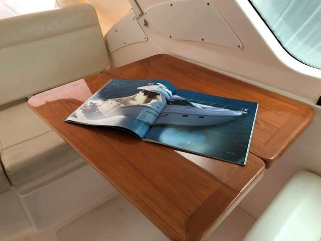 2004 Tiara Yachts boat for sale, model of the boat is 4400 SOVRAN & Image # 92 of 95