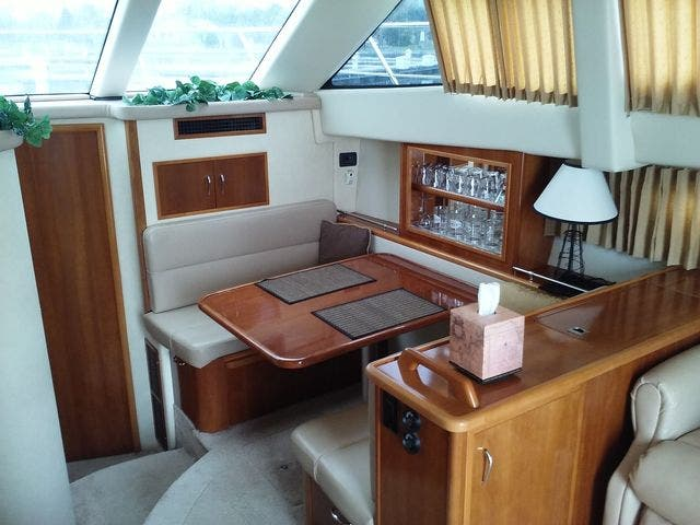 2005 Carver boat for sale, model of the boat is 33SS & Image # 11 of 44