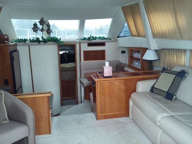 2005 Carver boat for sale, model of the boat is 33SS & Image # 19 of 44
