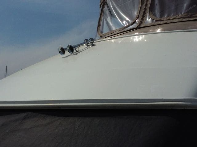2005 Carver boat for sale, model of the boat is 33SS & Image # 44 of 44