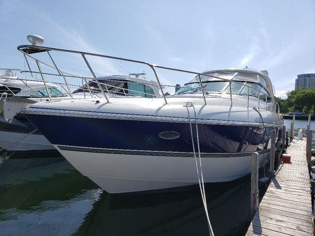 2005 Cruisers Yachts boat for sale, model of the boat is 520 EXP CRUISER & Image # 3 of 42