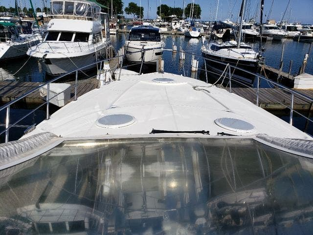2005 Cruisers Yachts boat for sale, model of the boat is 520 EXP CRUISER & Image # 6 of 42