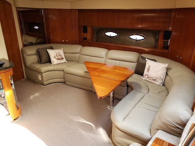 2005 Cruisers Yachts boat for sale, model of the boat is 520 EXP CRUISER & Image # 27 of 42