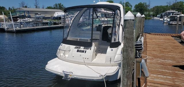 2006 Cruisers Yachts boat for sale, model of the boat is 300 EXPRESS & Image # 19 of 19