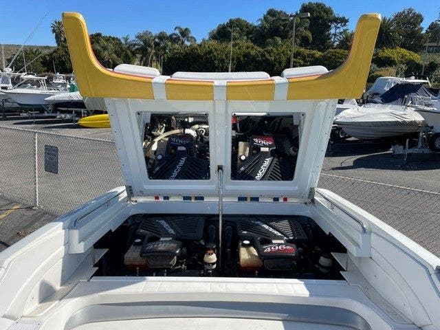 2006 Formula boat for sale, model of the boat is 35 FASTECH & Image # 23 of 30