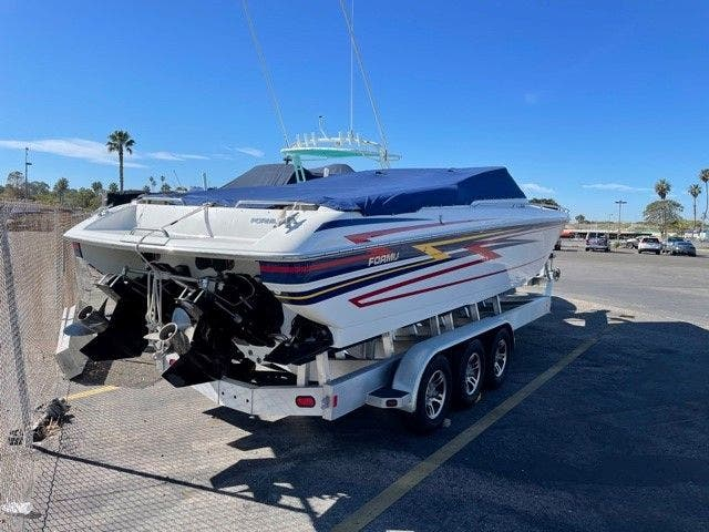2006 Formula boat for sale, model of the boat is 35 FASTECH & Image # 27 of 30