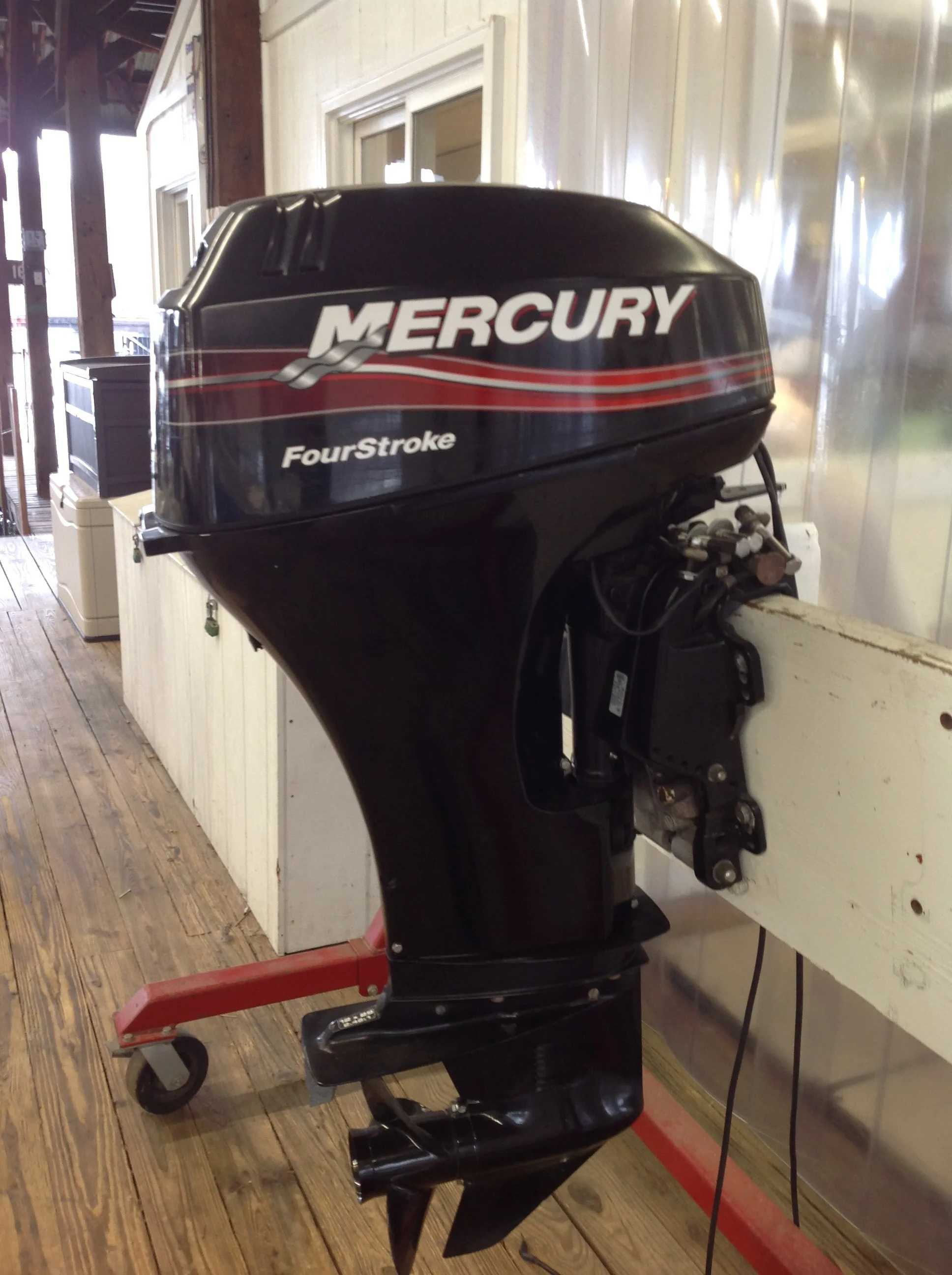 2006 Mercury boat for sale, model of the boat is 25ELPT 4S & Image # 3 of 4