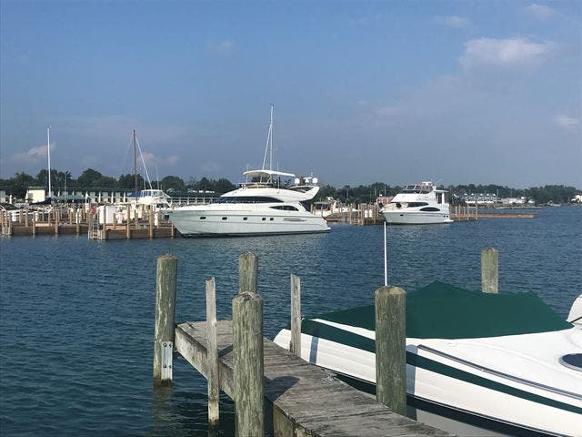 2006 Princess Yachts boat for sale, model of the boat is 61 FLYBRIDGE & Image # 3 of 70