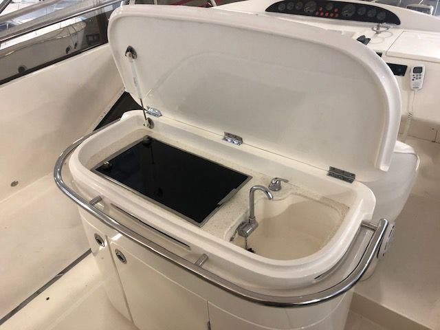 2006 Princess Yachts boat for sale, model of the boat is 61 FLYBRIDGE & Image # 15 of 70