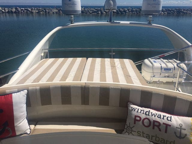 2006 Princess Yachts boat for sale, model of the boat is 61 FLYBRIDGE & Image # 18 of 70