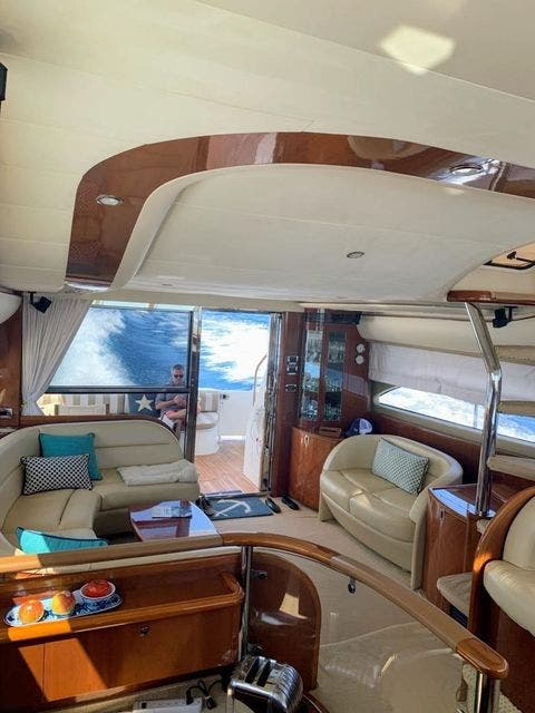 2006 Princess Yachts boat for sale, model of the boat is 61 FLYBRIDGE & Image # 34 of 70