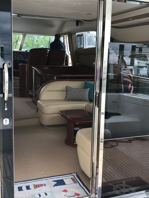 2006 Princess Yachts boat for sale, model of the boat is 61 FLYBRIDGE & Image # 38 of 70