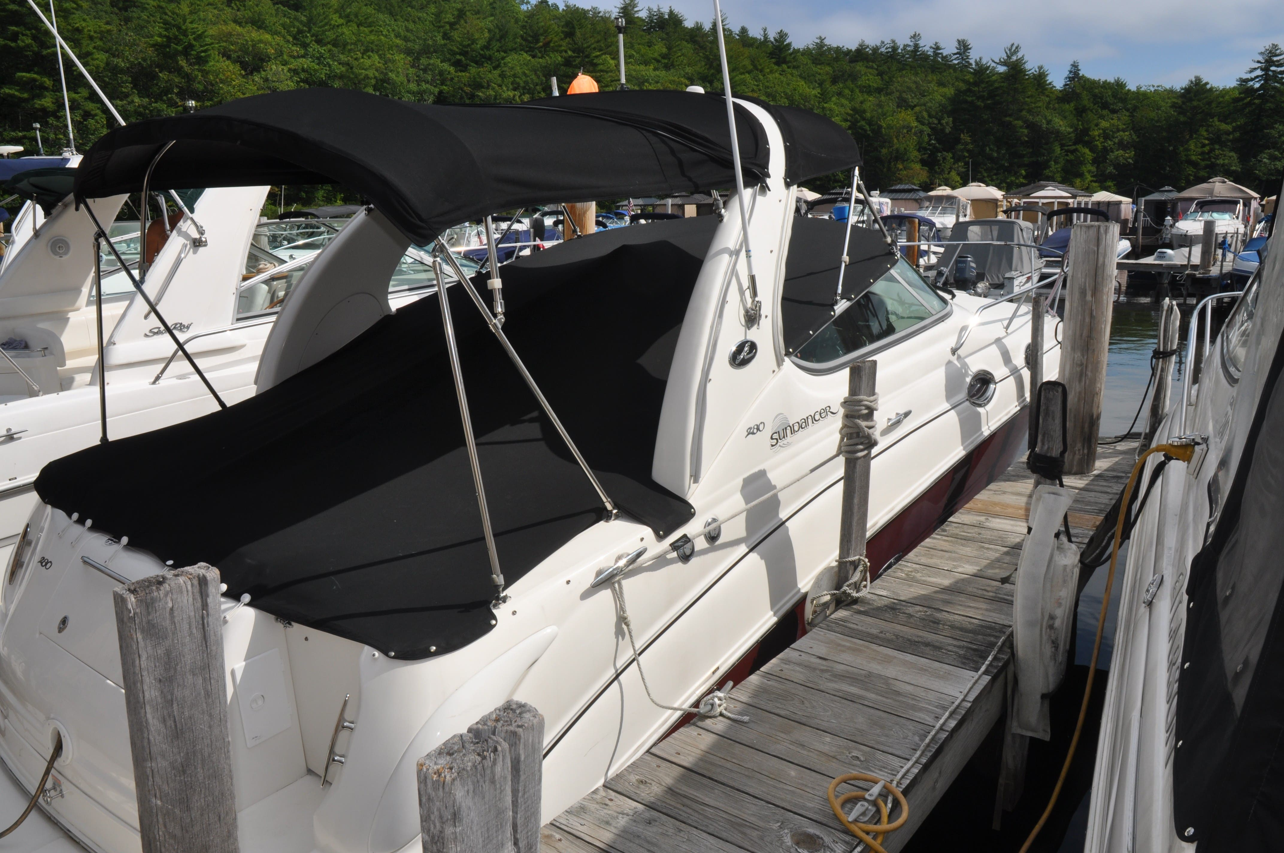 2006 Sea Ray boat for sale, model of the boat is 280 SUNDANCER & Image # 8 of 18