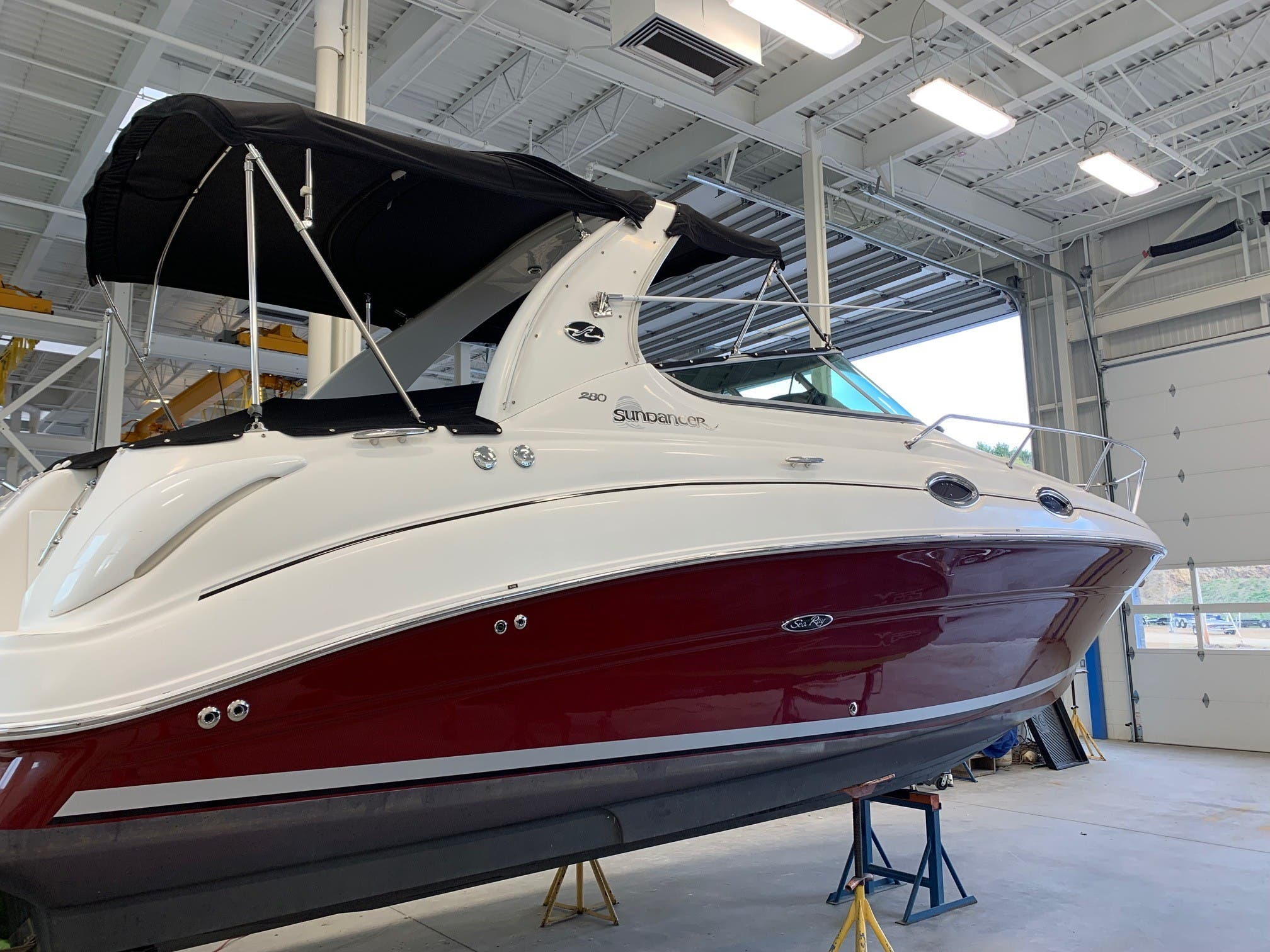 2006 Sea Ray boat for sale, model of the boat is 280 SUNDANCER & Image # 3 of 18