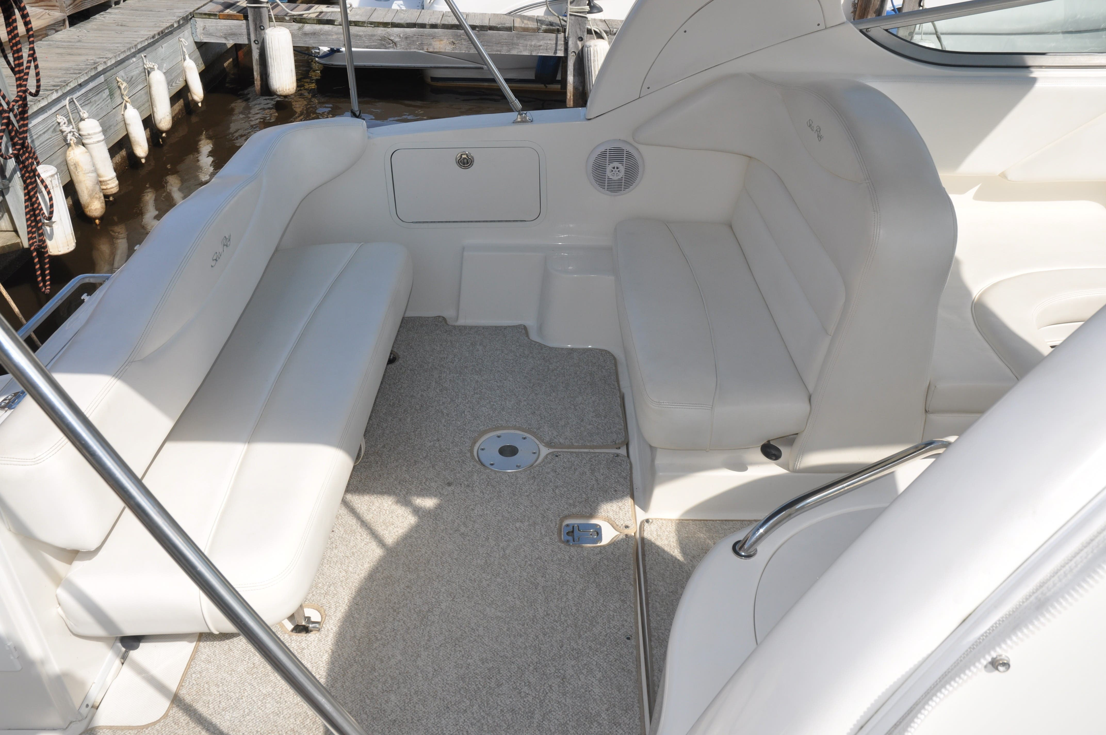 2006 Sea Ray boat for sale, model of the boat is 280 SUNDANCER & Image # 6 of 18