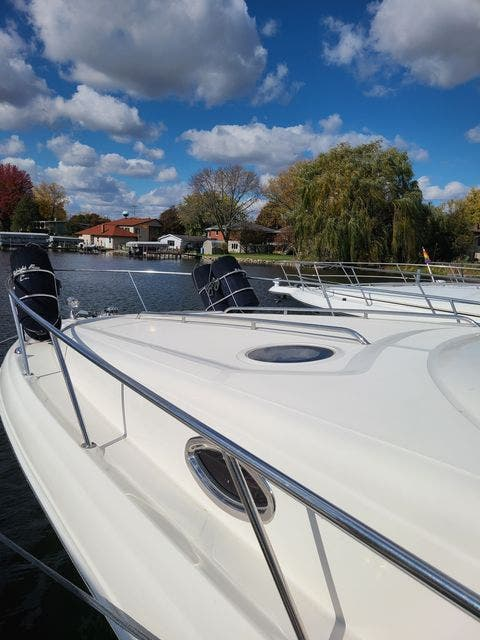 2006 Sea Ray boat for sale, model of the boat is 340 SUNDANCER & Image # 3 of 81