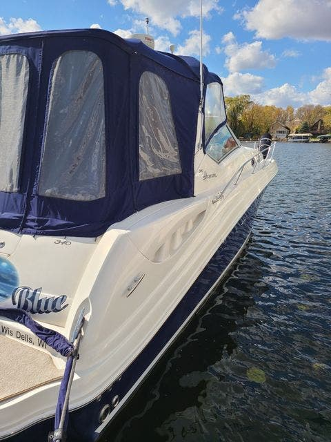 2006 Sea Ray boat for sale, model of the boat is 340 SUNDANCER & Image # 6 of 81