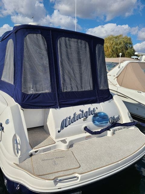 2006 Sea Ray boat for sale, model of the boat is 340 SUNDANCER & Image # 80 of 81