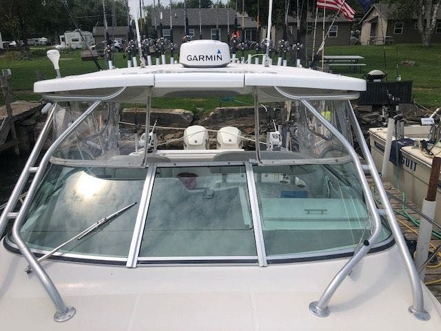 2006 Wellcraft boat for sale, model of the boat is 290 COASTAL & Image # 7 of 27