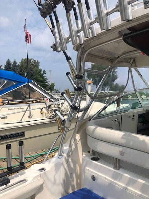 2006 Wellcraft boat for sale, model of the boat is 290 COASTAL & Image # 10 of 27