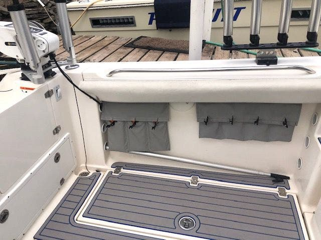 2006 Wellcraft boat for sale, model of the boat is 290 COASTAL & Image # 12 of 27