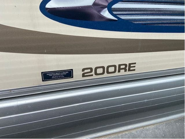2007 Aqua-Patio boat for sale, model of the boat is 20RE & Image # 5 of 23