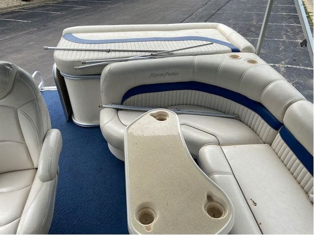 2007 Aqua-Patio boat for sale, model of the boat is 20RE & Image # 8 of 23