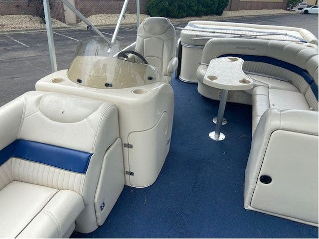 2007 Aqua-Patio boat for sale, model of the boat is 20RE & Image # 11 of 23