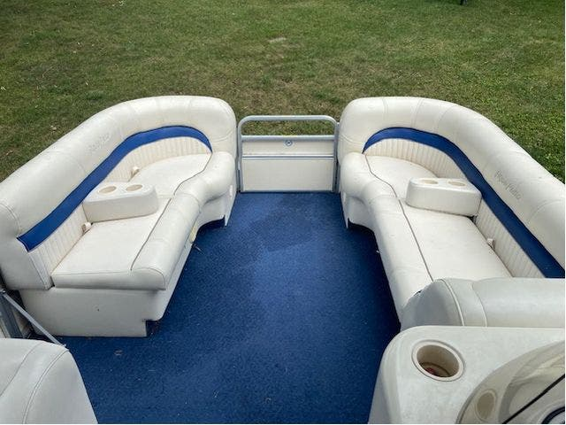 2007 Aqua-Patio boat for sale, model of the boat is 20RE & Image # 12 of 23