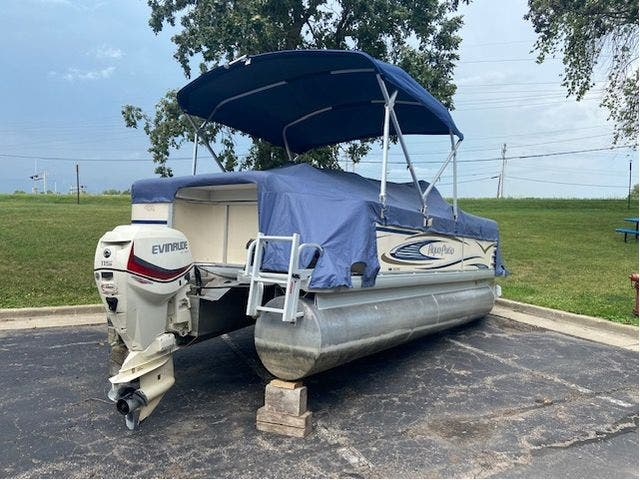 2007 Aqua-Patio boat for sale, model of the boat is 20RE & Image # 23 of 23