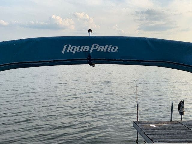 2007 Aqua Patio boat for sale, model of the boat is 180RE & Image # 5 of 34
