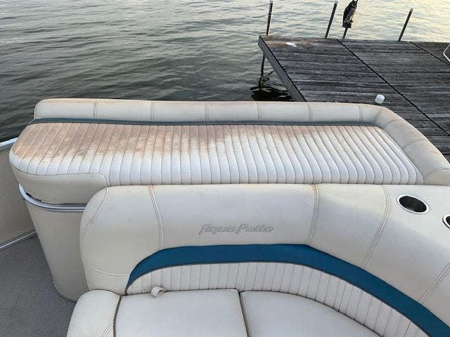 2007 Aqua Patio boat for sale, model of the boat is 180RE & Image # 10 of 34