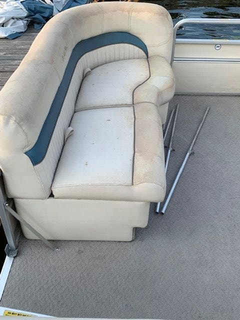 2007 Aqua Patio boat for sale, model of the boat is 180RE & Image # 17 of 34
