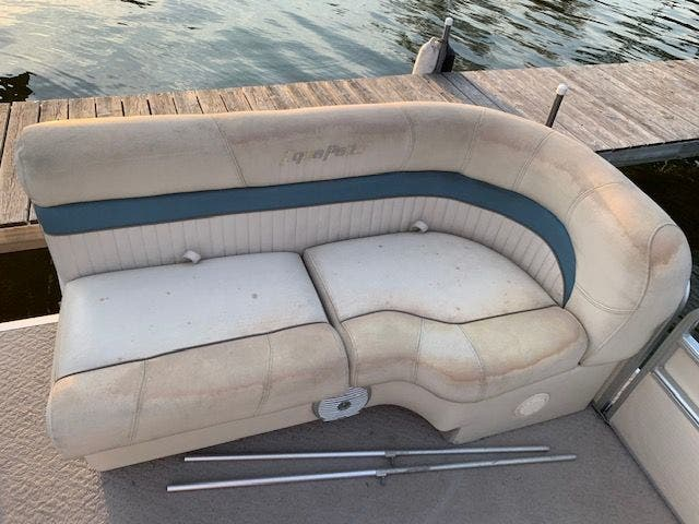 2007 Aqua Patio boat for sale, model of the boat is 180RE & Image # 18 of 34