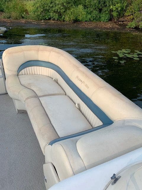 2007 Aqua Patio boat for sale, model of the boat is 180RE & Image # 20 of 34