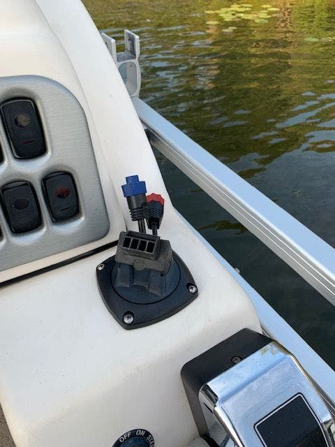 2007 Aqua Patio boat for sale, model of the boat is 180RE & Image # 26 of 34