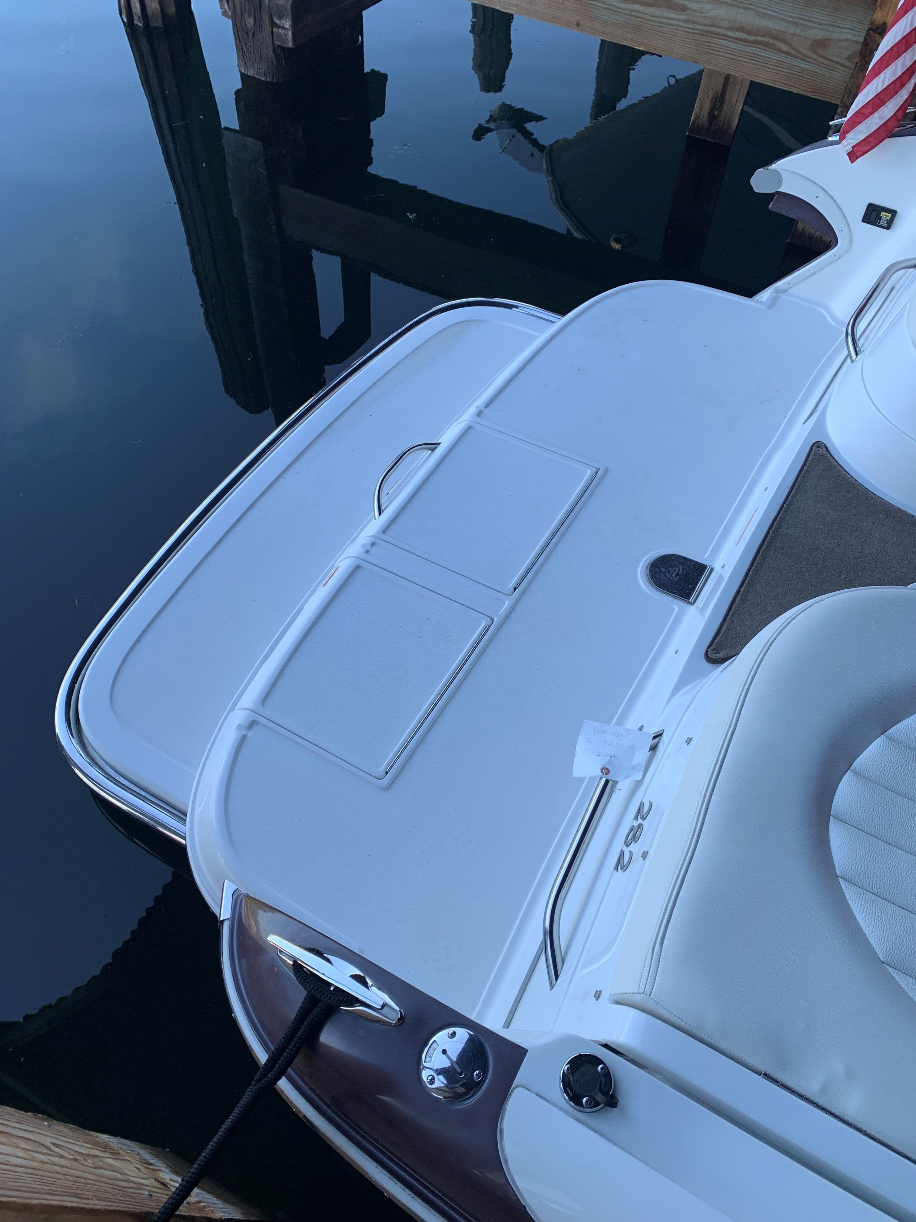 2007 Cobalt boat for sale, model of the boat is 282 & Image # 6 of 10
