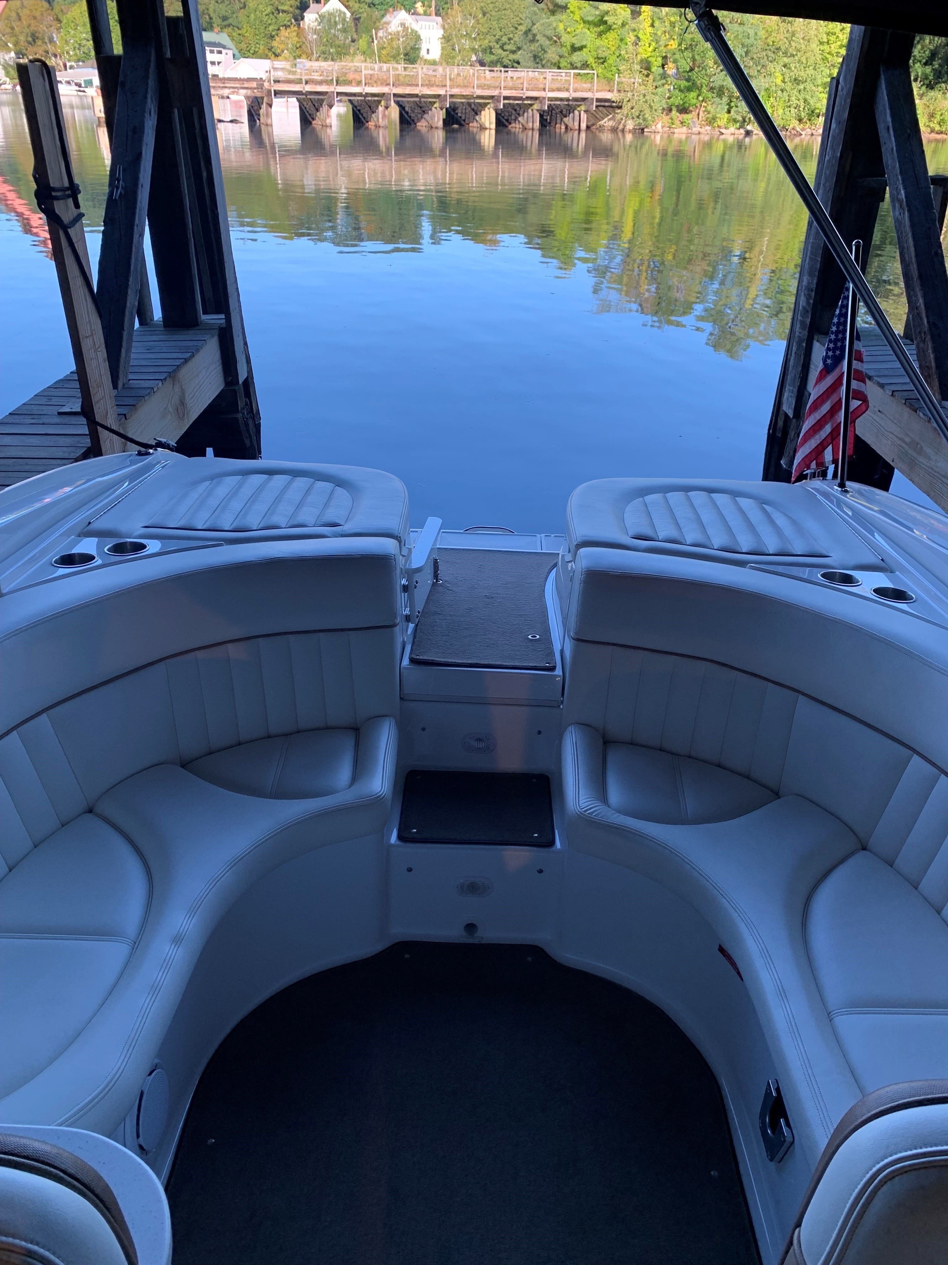 2007 Cobalt boat for sale, model of the boat is 282 & Image # 9 of 10