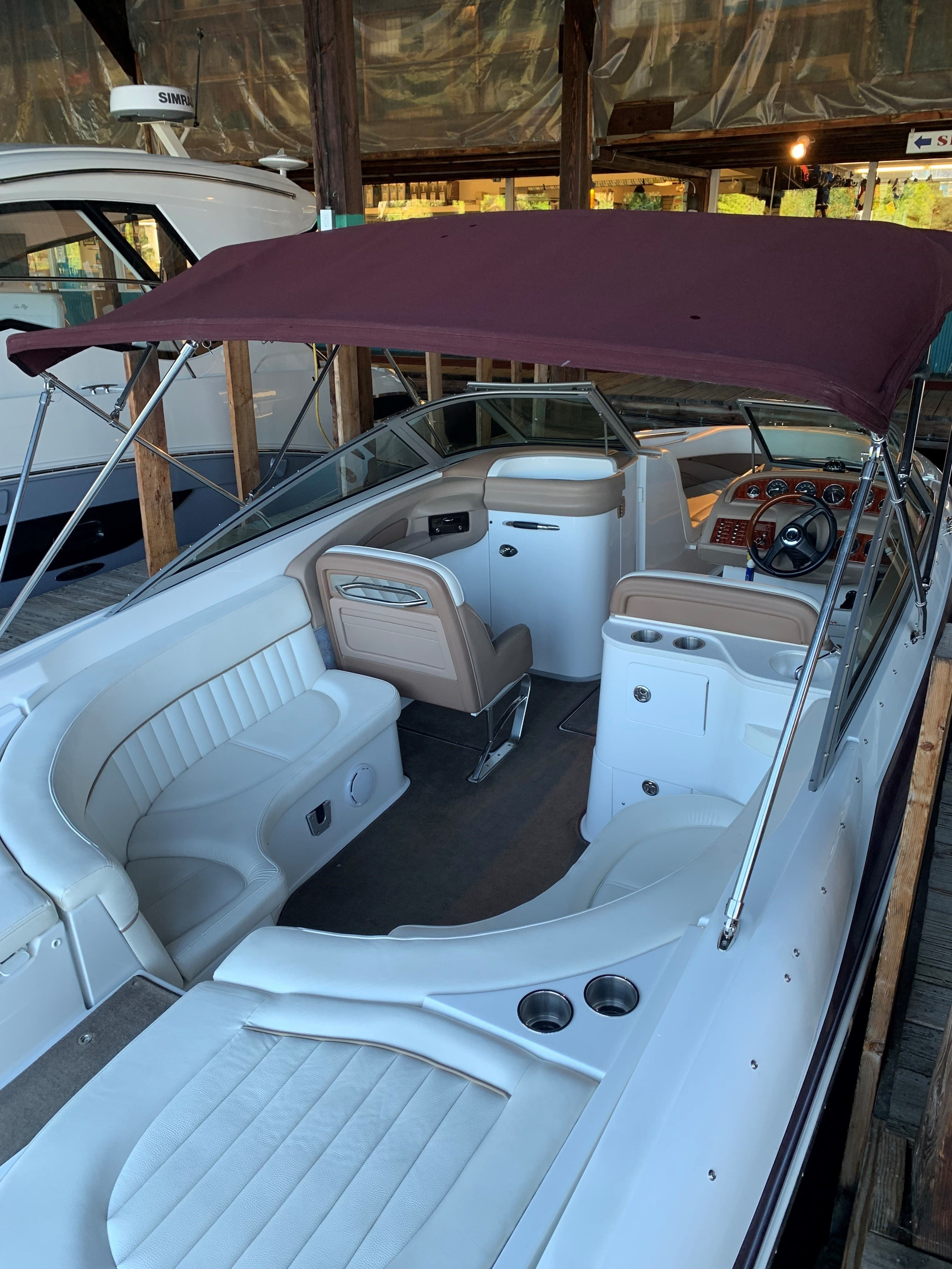 2007 Cobalt boat for sale, model of the boat is 282 & Image # 5 of 10
