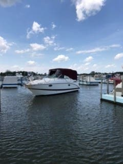 2007 Maxum boat for sale, model of the boat is 2600 SE & Image # 4 of 23