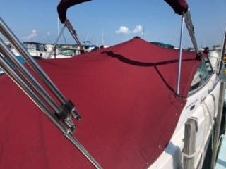 2007 Maxum boat for sale, model of the boat is 2600 SE & Image # 6 of 23