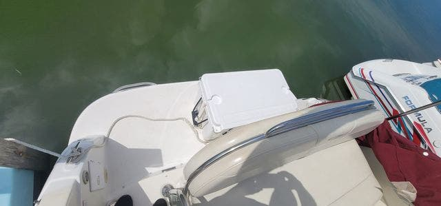 2007 Maxum boat for sale, model of the boat is 2600 SE & Image # 7 of 23