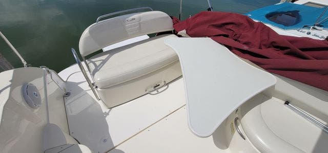 2007 Maxum boat for sale, model of the boat is 2600 SE & Image # 8 of 23