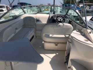 2007 Maxum boat for sale, model of the boat is 2600 SE & Image # 9 of 23