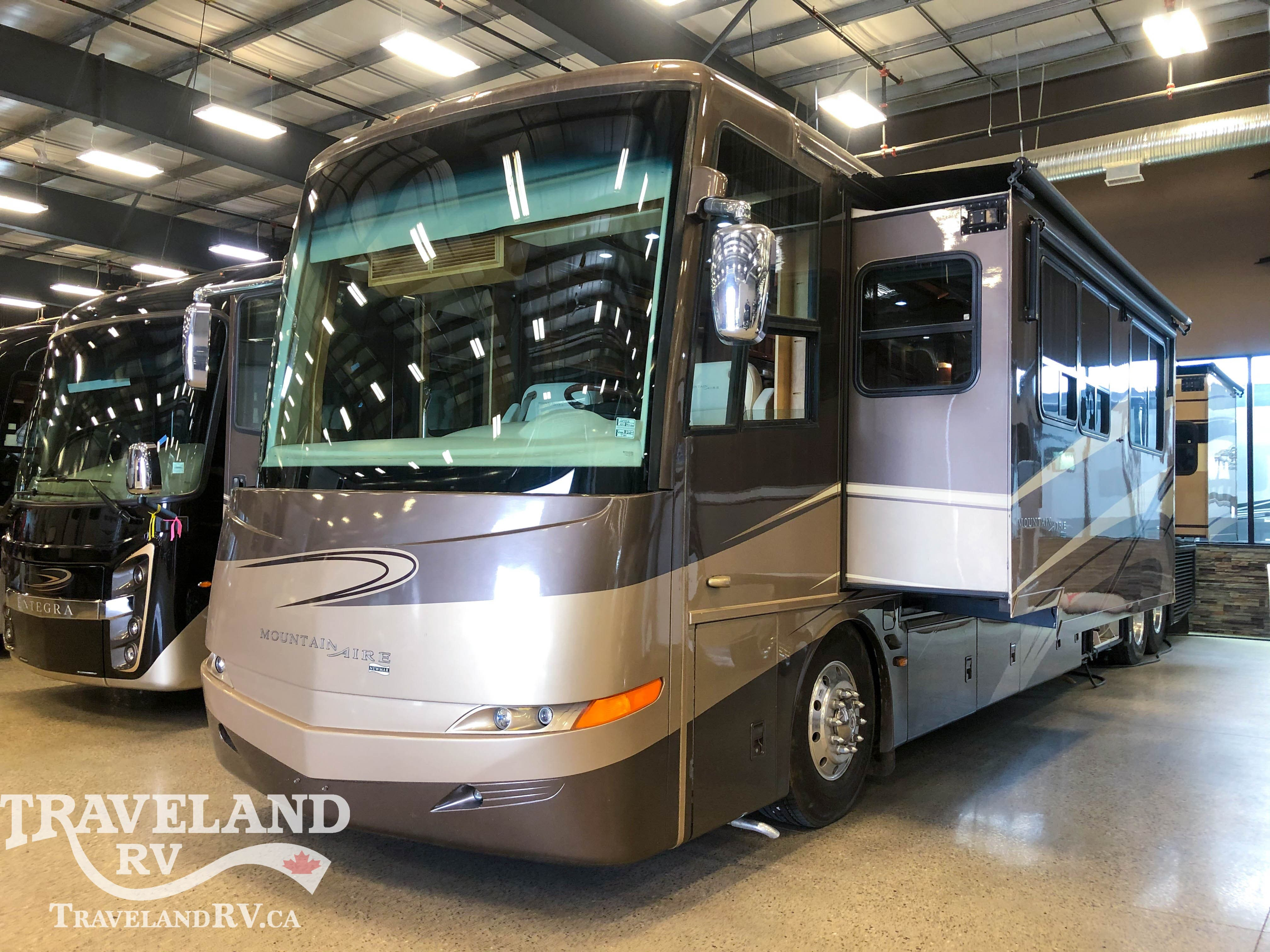 2007 Newmar Mountain Aire 4521